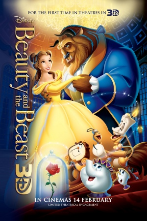 Beauty and the Beast 1335x2000