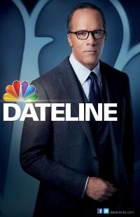 Dateline NBC poster