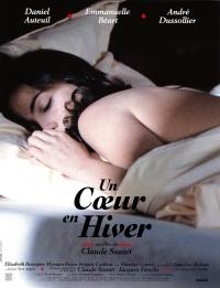 Un Coeur en Hiver poster