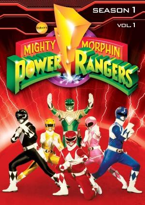 Mighty Morphin Power Rangers 1608x2266