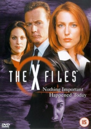 The X Files 501x712