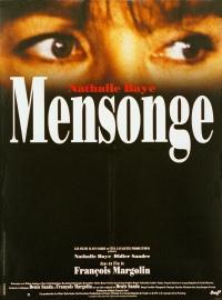 Mensonge poster