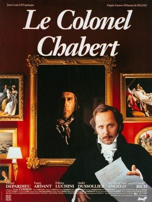 Le colonel Chabert  Poster