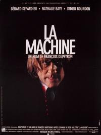 La machine poster