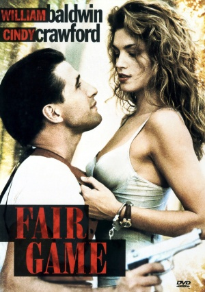 Fair Game Dvd cover