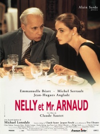 Nelly ve mösyö arnaud poster