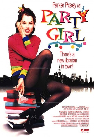 Party Girl 500x728