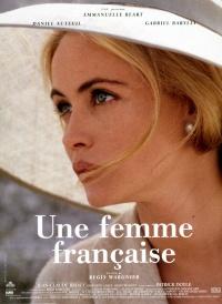 Eine französische Frau poster