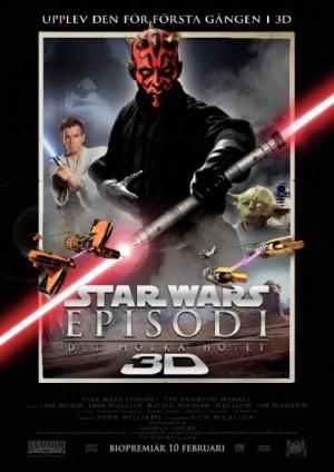 Star Wars: Episodio I - La amenaza fantasma 390x551