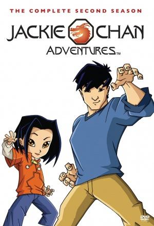 Jackie Chan Adventures 1412x2072