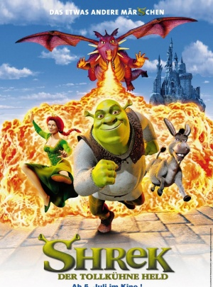 Shrek - Der tollkühne Held 930x1254
