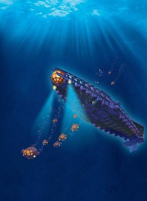 Atlantis - Das Geheimnis der verlorenen Stadt 3295x4500