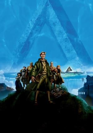 Atlantis - Das Geheimnis der verlorenen Stadt 3488x5000