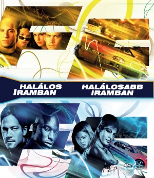 The Fast and the Furious 1523x1762