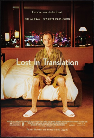 Lost in Translation Theatrical poster