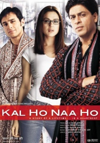 Indian Love Story - Kal Ho Naa Ho poster