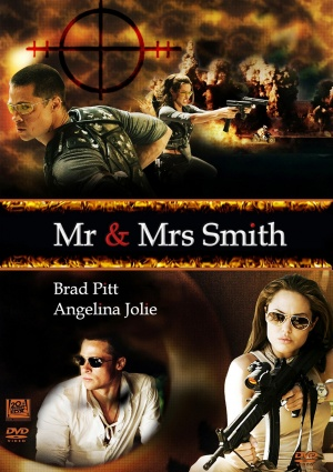 Mr. & Mrs. Smith 1939x2750