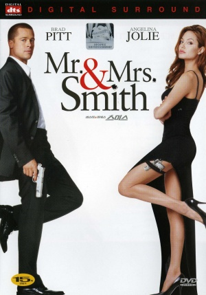 Mr. & Mrs. Smith 2010x2876