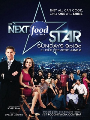 The Next Food Network Star 535x714