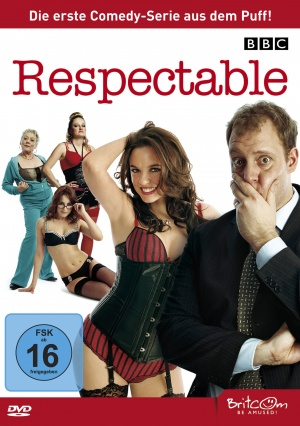 Respectable Dvd cover