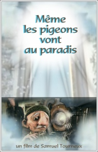 Even Pigeons Go to Heaven poster