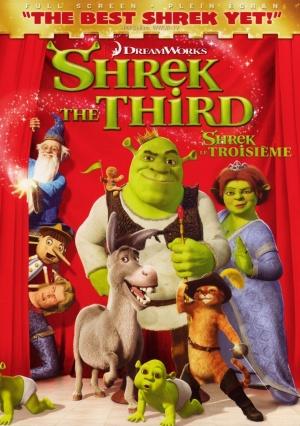 Shrek the Third 1530x2175