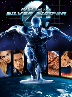 4: Rise of the Silver Surfer 761x1024