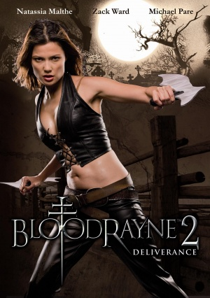 BloodRayne II: Deliverance 1524x2162