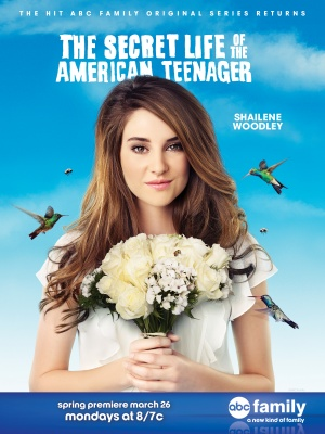The Secret Life of the American Teenager 1575x2100