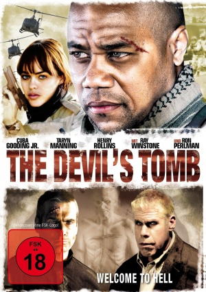 The Devil's Tomb Dvd cover