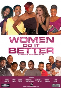 Women Do It Better poster
