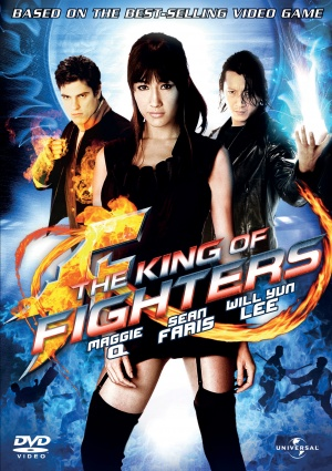 The King of Fighters 1527x2161
