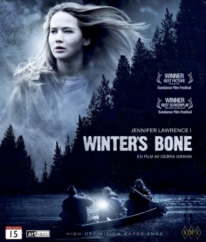 Winter's Bone Blu-ray cover