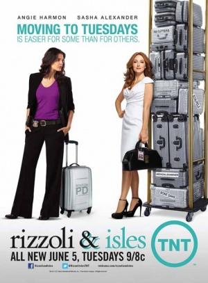Rizzoli & Isles 557x755