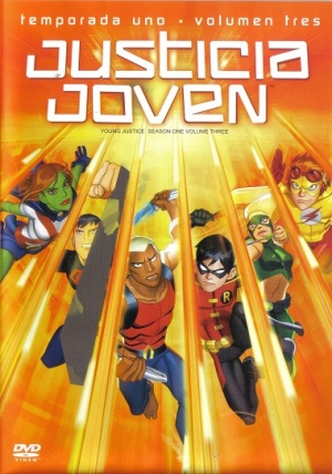 Young Justice 380x542