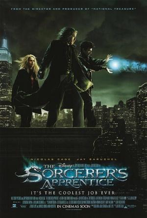 The Sorcerer's Apprentice 500x742