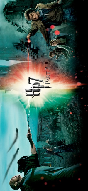 Harry Potter and the Deathly Hallows: Part 2 2313x5000