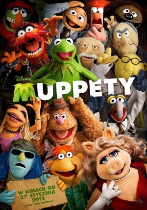 The Muppets 453x647