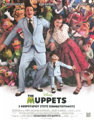 The Muppets 2729x3495