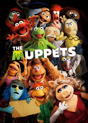 The Muppets 3587x5000