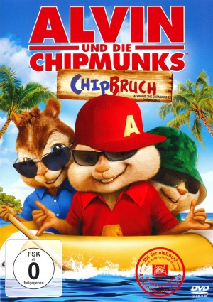 Alvin and the Chipmunks: Chipwrecked 2024x2868