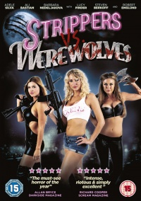 Strippers vs Werewolves poster