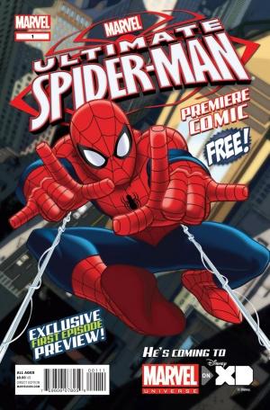 Der ultimative Spider-Man 2062x3131