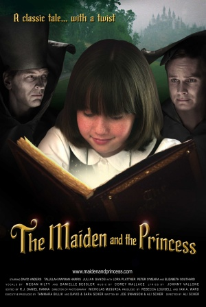 The Maiden and the Princess Poster