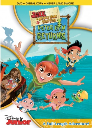 Jake and the Never Land Pirates 1621x2262