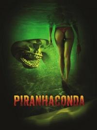 Piranhaconda poster