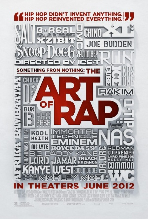 Something from Nothing: The Art of Rap 1380x2048