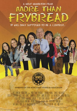More Than Frybread Poster