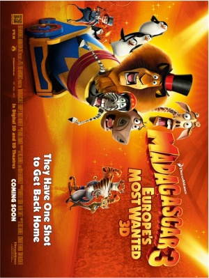 Madagascar 3: Europe's Most Wanted 565x751