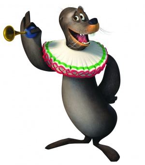 Madagascar 3: Europe's Most Wanted 2382x2705